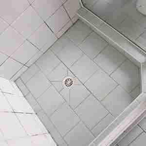 sealing leaking showers