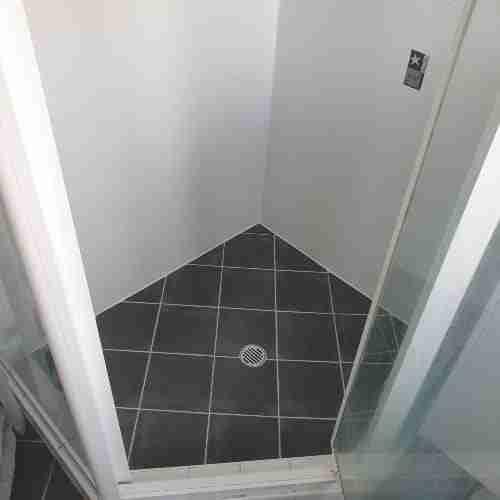 Shower Sealing